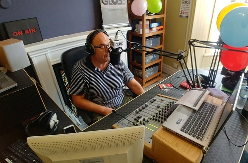 Thornbury radio station GLOSS FM bids for licence