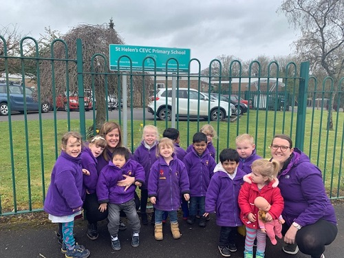 Alveston pre-school heading to primary site