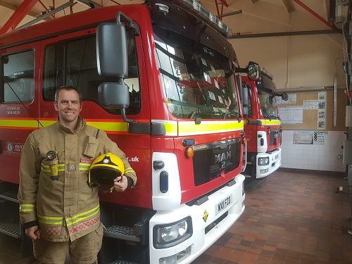 Could you help fight Thornbury's fires?
