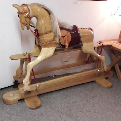 Rocking Horse will raise money for children and ponies