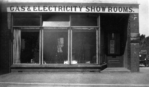 Thornbury and District Museum: The early years of electricity