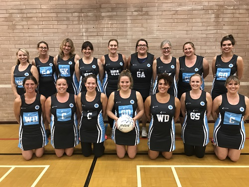 Netball club's debut season a success