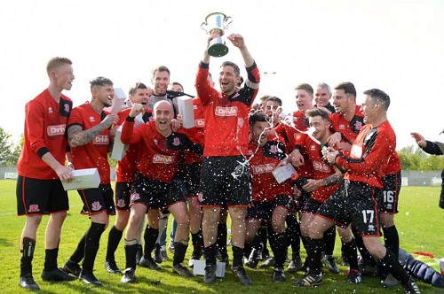 Cup triumph for Thornbury Town