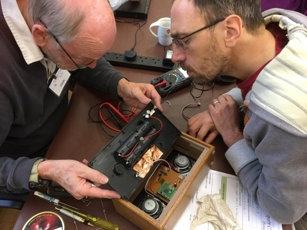 Alveston Repair Café will bring new life to broken gadgets
