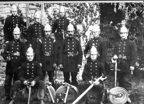 Thornbury and District Museum: The early history of Thornbury's fire service