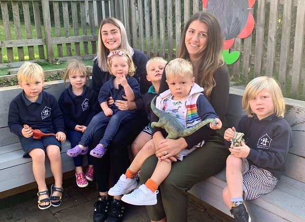 Ofsted inspector praises Buds and Blossoms