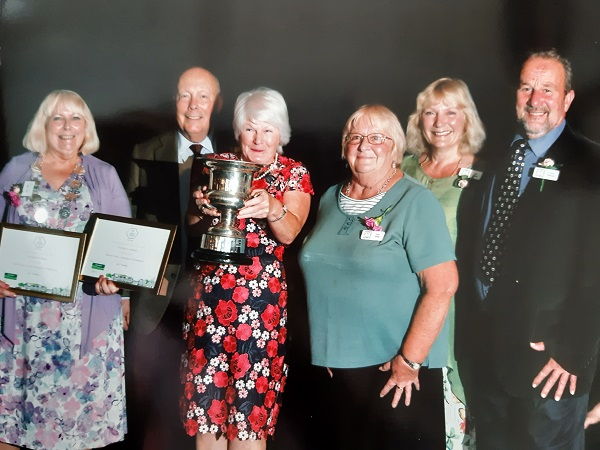 Thornbury crowned Champion of Champions in Britain In Bloom South West competition