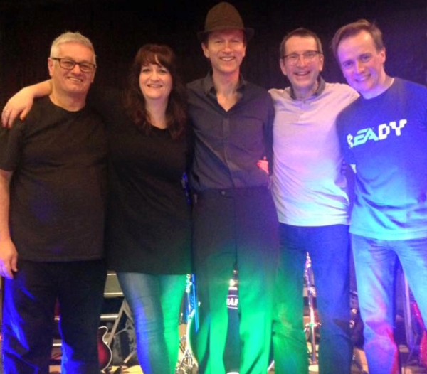 Charity gig will celebrate Thornbury musician Andy's life