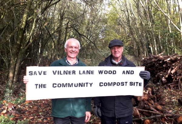 Climate emergency means Thornbury wood must be saved from destruction