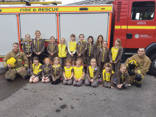 4th Thornbury Brownies