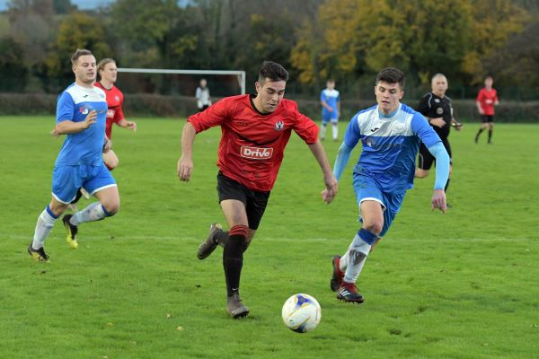 Thornbury Town's title charge continues