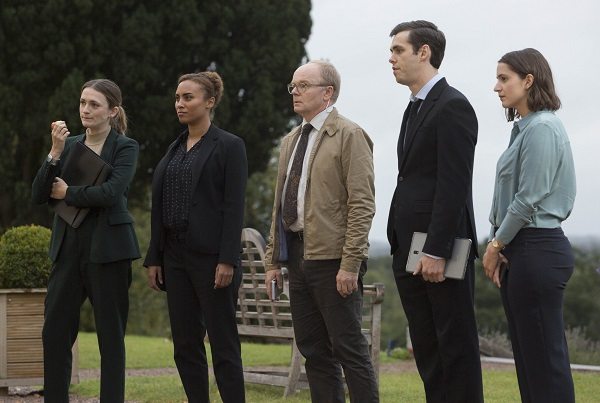 Eastwood Park appears in new ITV detective drama McDonald & Dodds