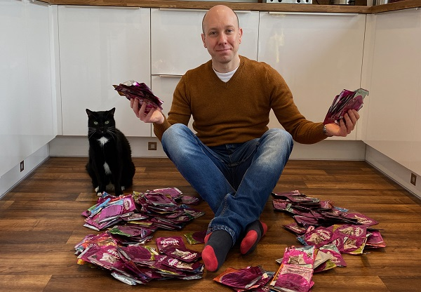 Thornbury cat owners have to travel to Bristol or Stroud to recycle food pouches