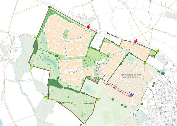 Primary school added to plan for homes near Thornbury