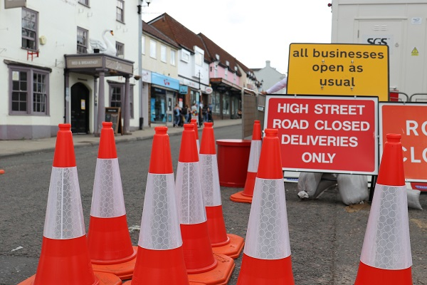 Businesses demand end to Thornbury High Street closure after 'drastic' drop in trade
