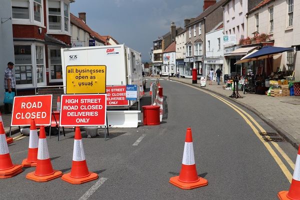 How to have your say on the closure of Thornbury High Street