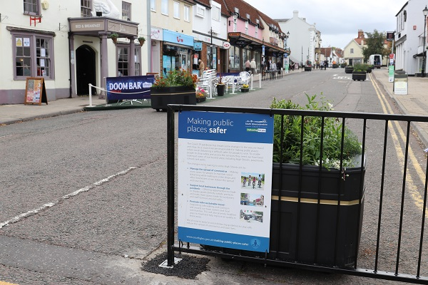 Thornbury High Street one-way option is ruled out during consultation