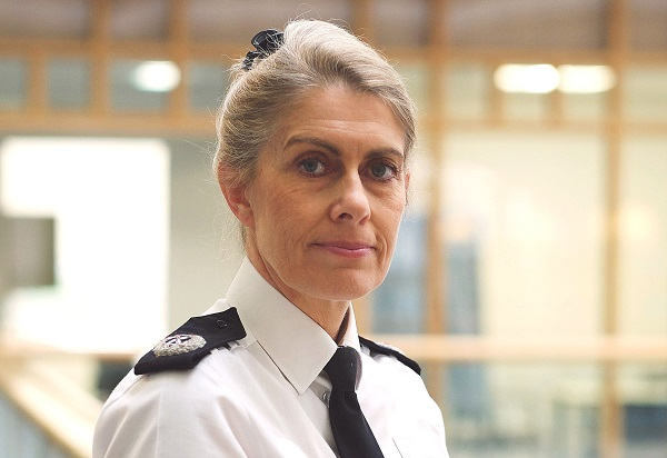 Top honour for policing the pandemic