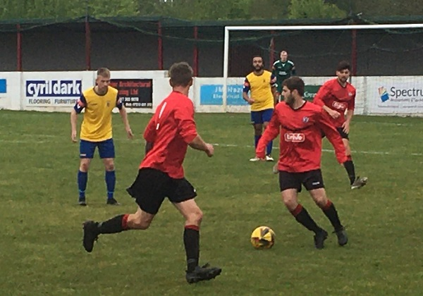Thornbury Town promoted in league restructure