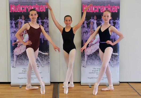 Thornbury dancer takes to stage with English Youth Ballet