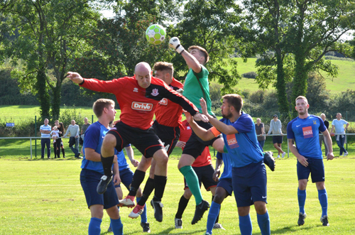 Thornbury town take step up after promotion season