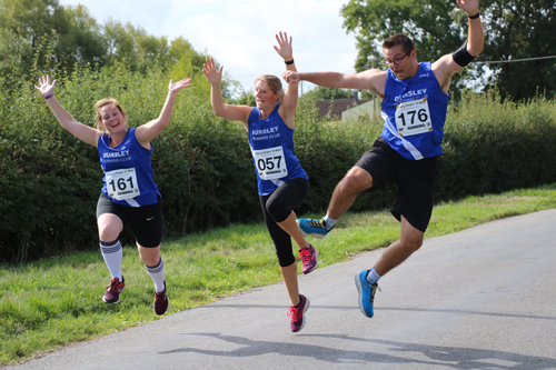 10 miler ends Thornbury race season
