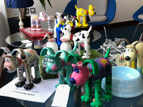 Gromit trail increases visitors by almost a third