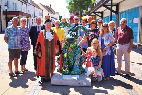 Visitor boost for Thornbury thanks to first ever Gromit