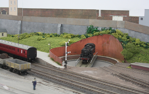 All aboard! Model train enthusiasts hold exhibition
