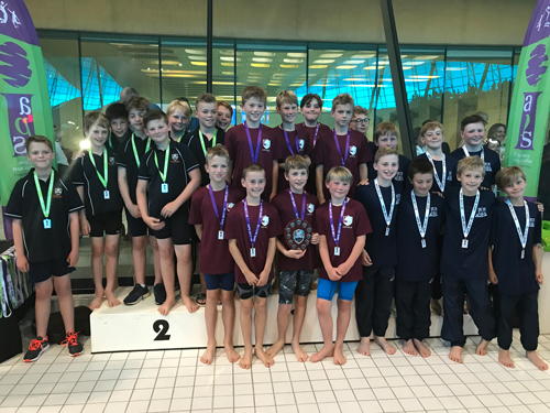 School swimmers crowned national champions