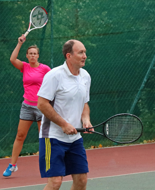 Tennis club keeps busy through the winter