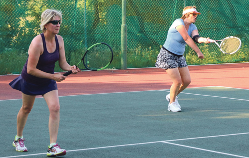 Promotion joy for Thornbury Tennis Teams