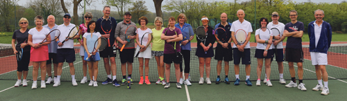 Tennis club set for Summer