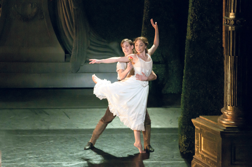 Fairy tale ballet to be screened in Thornbury