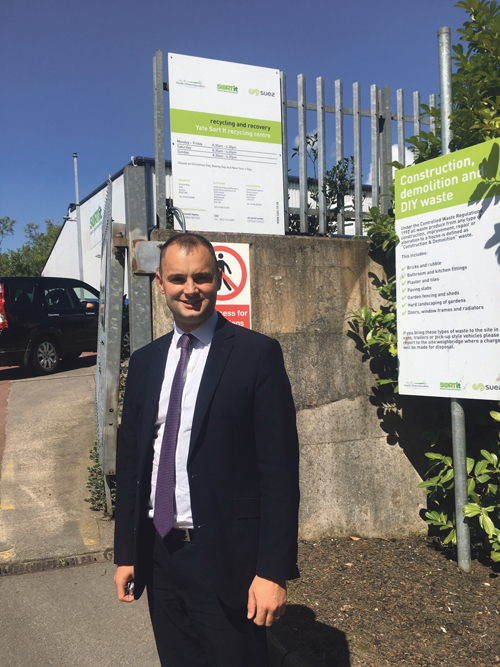 MP asks for feedback on later Sort It centre opening hours