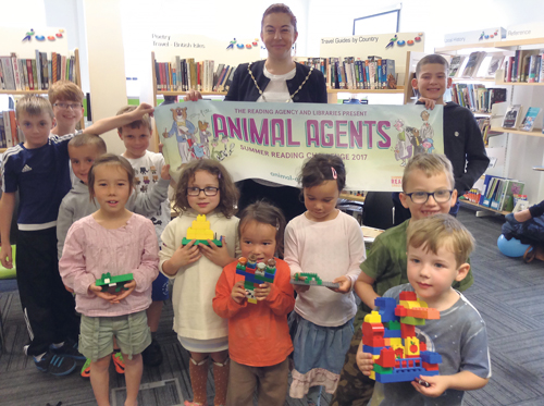 Youngsters to turn detective in annual summer reading challenge