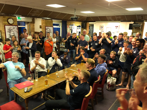 Thornbury's good season not capped with promotion