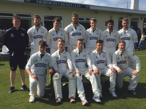 Thornbury back to winning ways