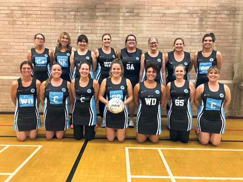 New sponsor for Thornbury Netball