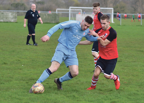 Table toppers Thornbury look to title - and the Western League