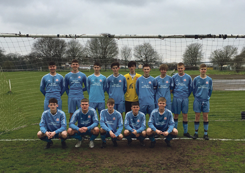 Thornbury youngsters maintain momentum