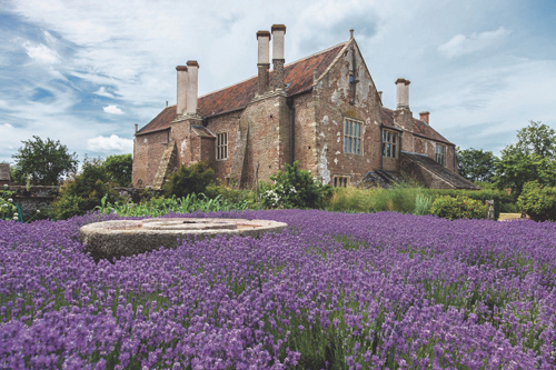 Be transported back almost 500 years at Acton Court
