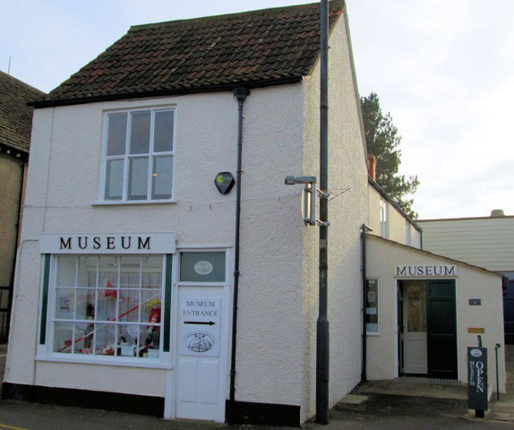 View from Thornbury District Museum
